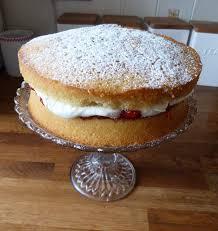 notsupermum recipe indulgent victoria sponge cake
