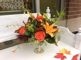 thanksgiving flower arrangement get everything out of the fall holidays with seasonal flower