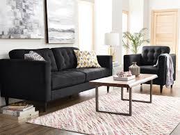 leons furniture kitchener anthena sofa charcoal s