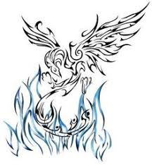 17914 phoenix bird tattoo design picture 97 tattoo design 1152x864