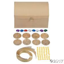 treasure chest craft kit
