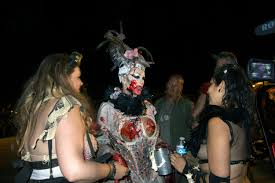 master blaster halloween costume wasteland weekend an immersive post apocalyptic experience kcet