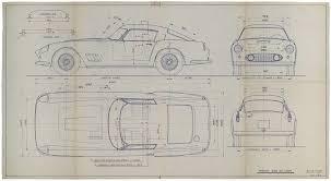 vintage blueprints cool material