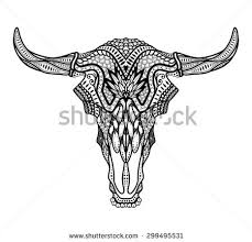 bull horn stock images royalty free images vectors