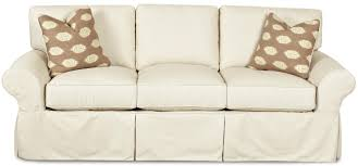 Sofa Slipcover Pattern by Klaussner Patterns Slipcovered Sofa With Rolled Arms And Tailored