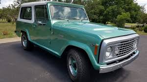 power wheels jeep hurricane green jeep commando classics for sale classics on autotrader