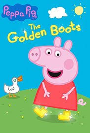 peppa pig golden boots 2015 imdb