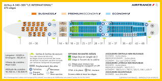 a340 seat map review of air flight from cairo to in premium eco