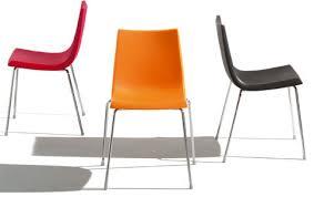 chaises cuisine couleur des chaises de cuisine design inspiration cuisine le magazine