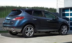 nissan murano vs ford escape 2011 nissan murano receives refreshed interior and exterior new