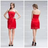 cheap red formal short dresses find red formal short dresses