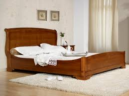 chambre louis philippe merisier massif lit 160x200 en merisier massif de style louis philippe meuble en