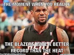 Meme Lebron James - lebron james realization http weheartnyknicks com nba funny