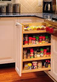 Best Kitchen Remodel Images On Pinterest Kitchen Kitchen - Kitchen cabinet spice storage