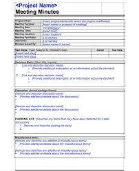 meeting minutes templates 20 handy meeting minutes meeting notes templates