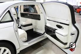 maybach landaulet 2009 maybach 62s landaulet fusion luxury motors