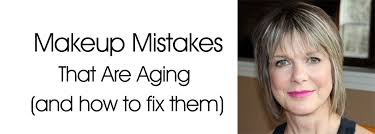 How To Become A Licensed Makeup Artist Live Tv Segment On Am Nw 6 Aging Makeup Mistakes Citizens Of Beauty