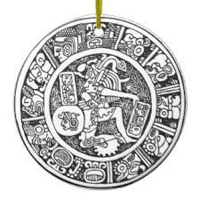 mayan ornaments keepsake ornaments zazzle