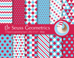 dr seuss wrapping paper watercolor digital paper japanese seamless patterns christmas