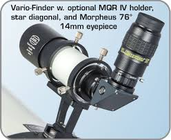 iv finder baader multi purpose vario finder 10x60 single or with mqr iv