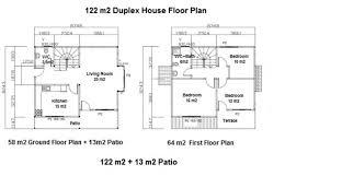 Modular Duplex Floor Plans The Modular Duplex House