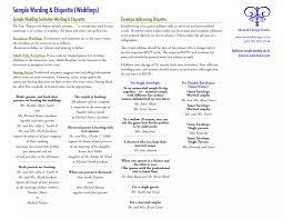 invitation wording etiquette designs sophisticated wedding invitation wording etiquette
