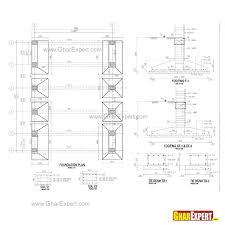 facing house vastu floor plans in moreover 40x60 house floor plans