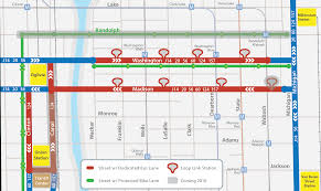Riot Fest Chicago Map by Bus Speed Up Projects Debut Loop Link Ashland U0026 Western Express
