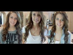 different ways to curl your hair with a wand 5 different ways to curl your hair spreadinsunshine15 youtube