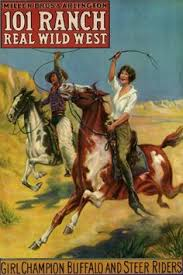 golden west coffee cowgirl advertising sign vintage advertising