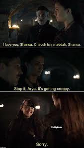 Arya Meme - arya damn it game of thrones know your meme