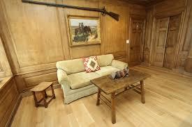 ave office rift and quarter sawn oak flooring resawn