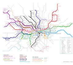 London Subway Map by London Underground Map U2022 Mapsof Net