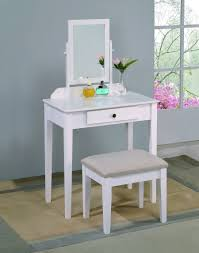 Girls Classic Bedroom Furniture Furniture Small And Chic Bedroom Vanity Designed With Drawer And