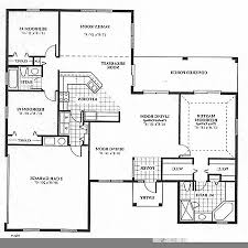 house plan with detached garage house plan unique single story house plans with detached garage