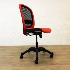 Ikea Office Swivel Chair Ikea Vilgot Red U0026 Black Swivel Chair Function Office Furniture