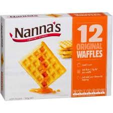 Toaster Waffles Nanna U0027s Waffles Original Ratings Mouths Of Mums
