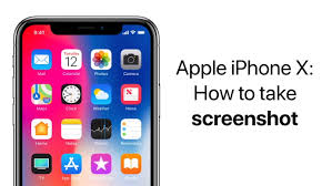 iphone cannot take photo how to take screenshot on iphone x without home button