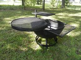 Steel Fire Pit - steel fire pit cooker grill offer texas 750