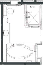 bathroom floor plans small master bathroom floor plans 12 12 designs best small simple