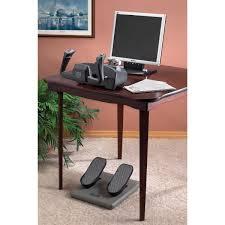 Flight Sim Desk Flight Simulator Yoke And Rudder Pedals From Sporty U0027s Pilot Shop