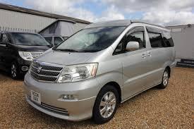 mitsubishi fuso camper used toyota alphard vans second hand toyota alphard
