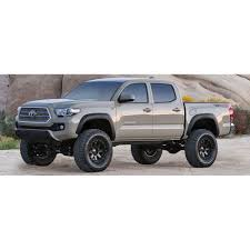 toyota tacoma 2016 pictures fabtech k7047 tacoma basic lift system 6 for 6 lug model toyota