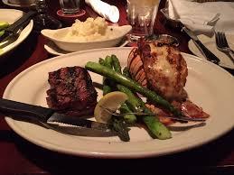 Pappadeaux Seafood Kitchen Phoenix Az by Filet Mignon U0026 Grilled Caribbean Lobster Yelp