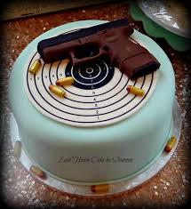 groom u0027s cake target glock cake handgun hand gun chocolate