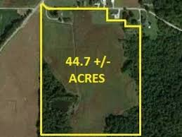 beckort auctions llc shoals martin co absolute 44 acre real