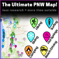 Take Me To Maps The Ultimate Pnw Map Hole Stories