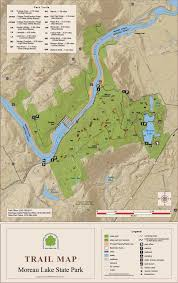 Green Ridge State Forest Camping Map by Nysp Moreaulaketrailmap2011 Jpg