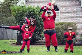 Jack Jack Halloween Costume Incredibles Family Halloween Costumes Photo 2 4