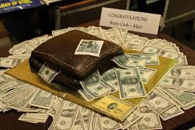 money cake designs birthday cake with money